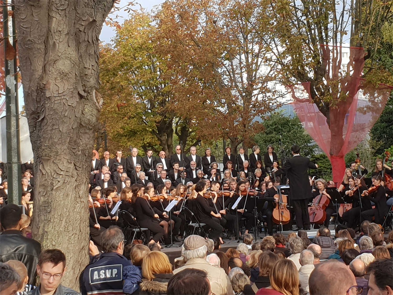 Symphonieorchester in Bagneux