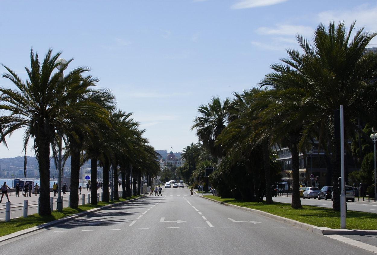 Urlaub in Nizza